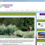 Camping Le moulin de Ventre