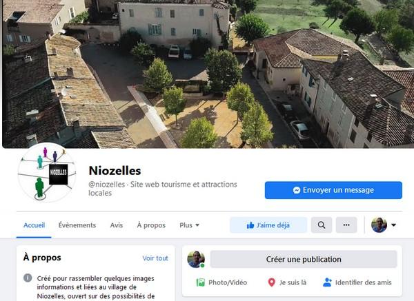 Le portail de Niozelles